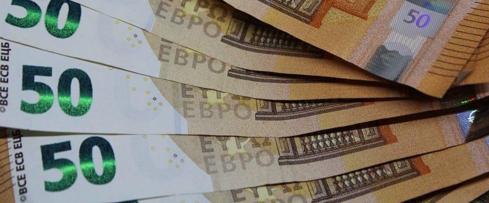 50-Euro Scheine